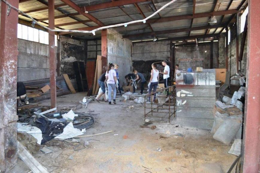 В Мариуполе добровольцы облагораживают приют для бездомных собак и кошек (ФОТО), фото-2