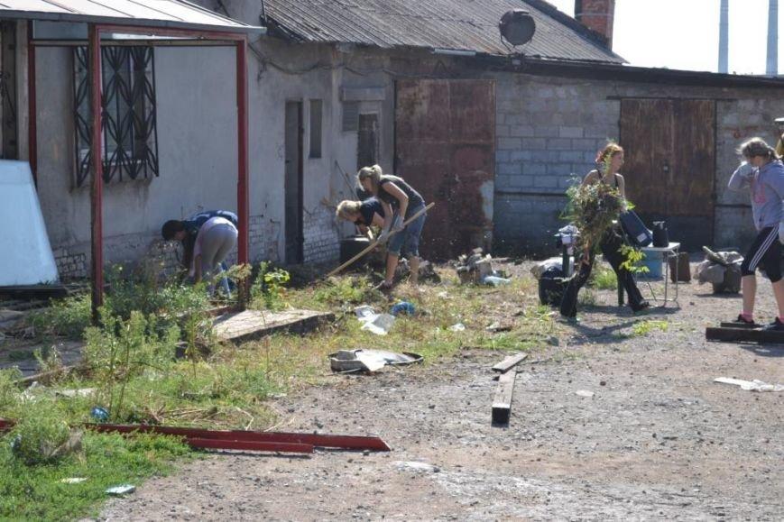 В Мариуполе добровольцы облагораживают приют для бездомных собак и кошек (ФОТО), фото-1