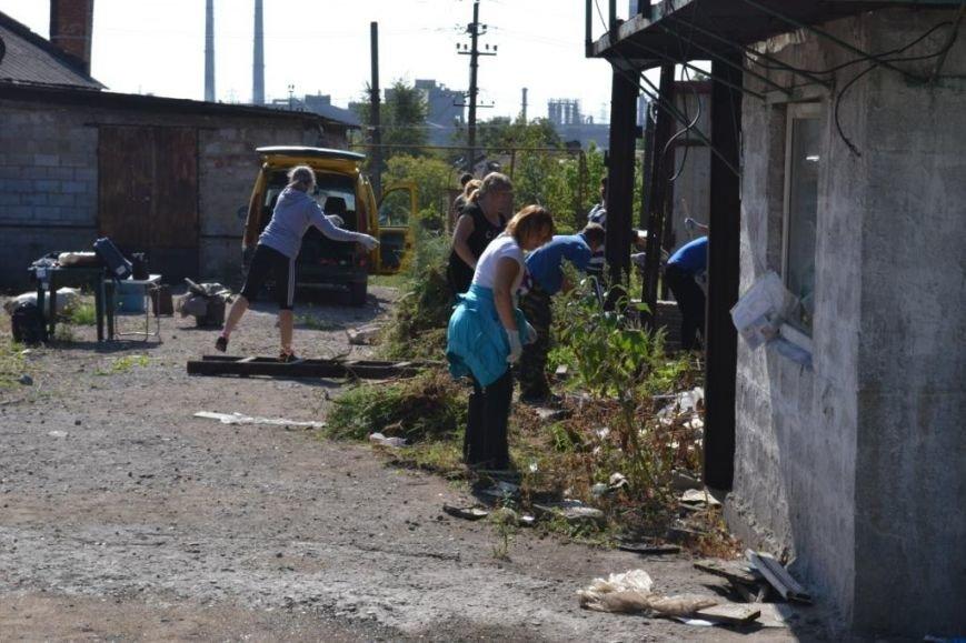 В Мариуполе добровольцы облагораживают приют для бездомных собак и кошек (ФОТО), фото-6