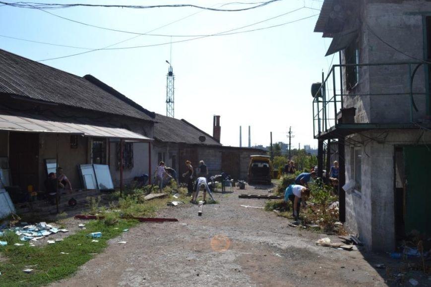 В Мариуполе добровольцы облагораживают приют для бездомных собак и кошек (ФОТО), фото-5