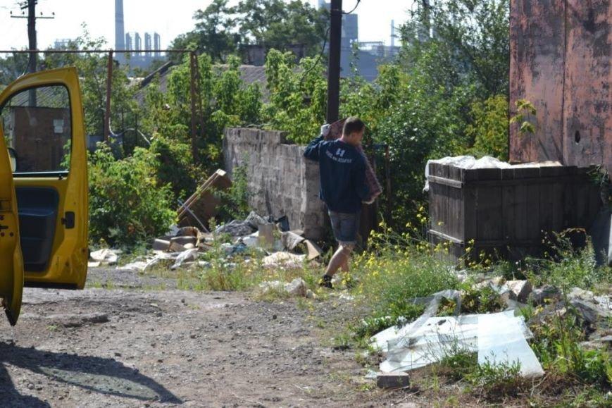 В Мариуполе добровольцы облагораживают приют для бездомных собак и кошек (ФОТО), фото-3