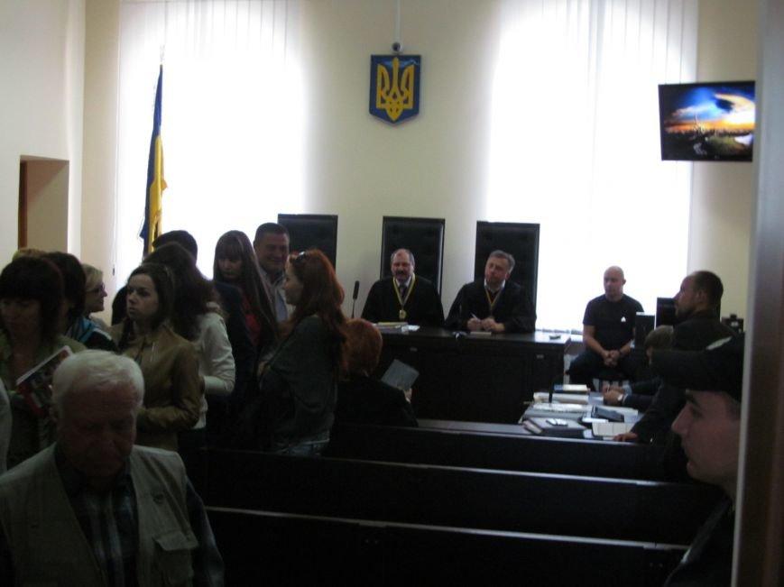 Судебное заседание в Полтаве происходит за закрытыми дверями (ФОТО), фото-2