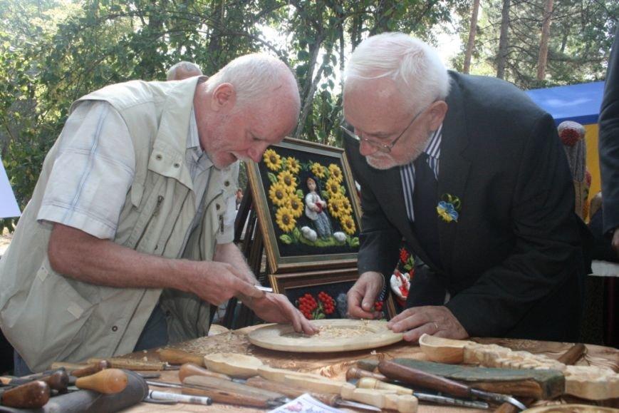 В Днепропетровске состоялся 9-й этнофестиваль «Петриковский дивоцвет» (ФОТОРЕПОРТАЖ), фото-21