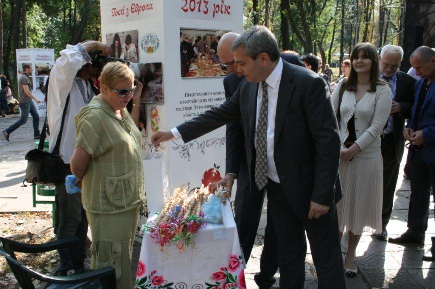 В Днепропетровске состоялся 9-й этнофестиваль «Петриковский дивоцвет» (ФОТОРЕПОРТАЖ), фото-5