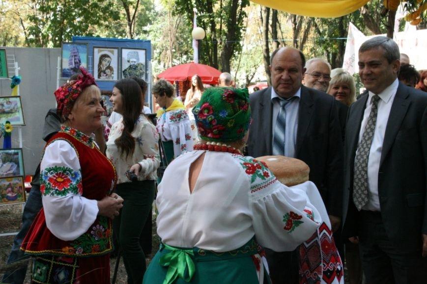В Днепропетровске состоялся 9-й этнофестиваль «Петриковский дивоцвет» (ФОТОРЕПОРТАЖ), фото-14