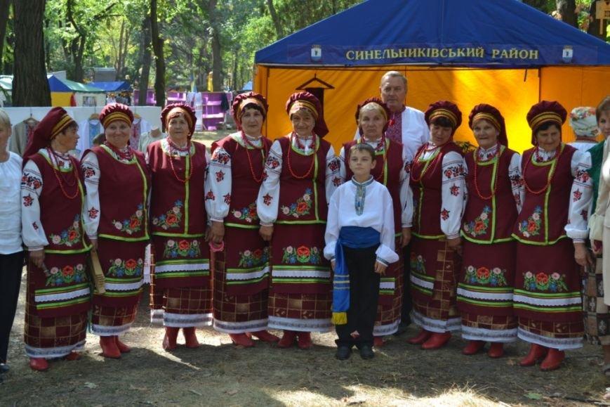В Днепропетровске состоялся 9-й этнофестиваль «Петриковский дивоцвет» (ФОТОРЕПОРТАЖ), фото-43