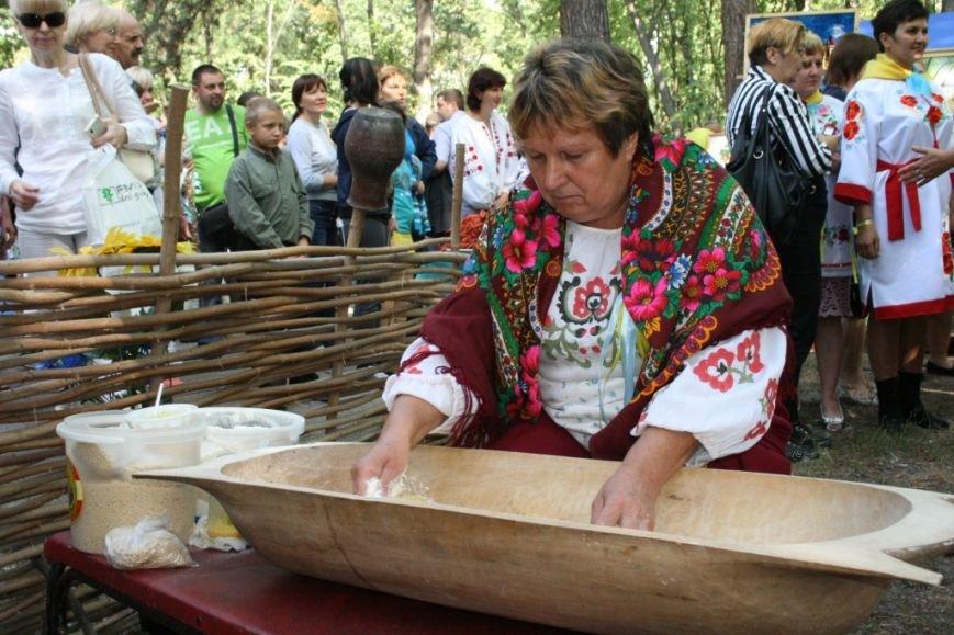 В Днепропетровске состоялся 9-й этнофестиваль «Петриковский дивоцвет» (ФОТОРЕПОРТАЖ), фото-15