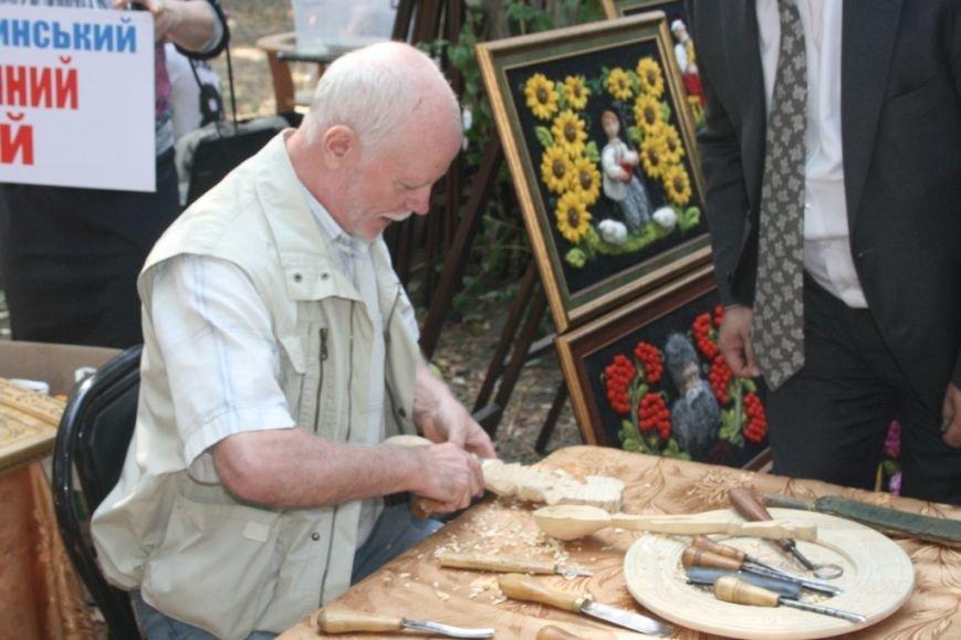В Днепропетровске состоялся 9-й этнофестиваль «Петриковский дивоцвет» (ФОТОРЕПОРТАЖ), фото-20