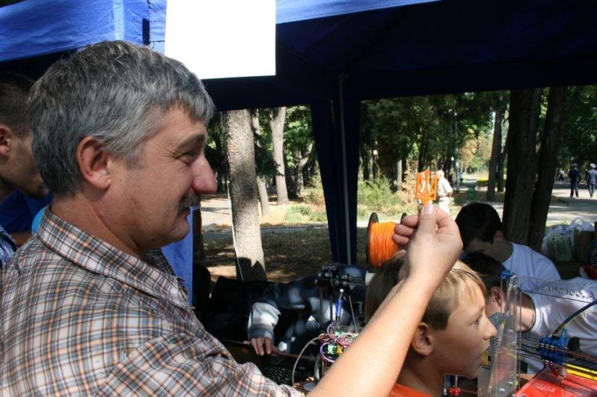 В Днепропетровске состоялся 9-й этнофестиваль «Петриковский дивоцвет» (ФОТОРЕПОРТАЖ), фото-45