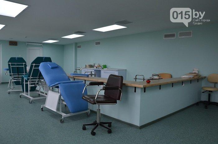 Спустя 20 лет в микрорайоне Вишневец открылась станция переливания крови (Фото), фото-5