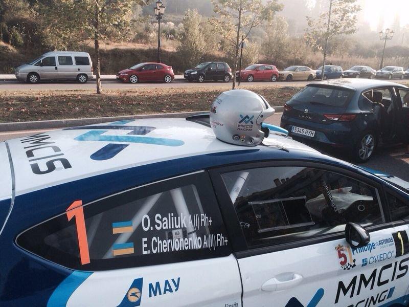Раллийная команда MMCIS-racing победила на испанском этапе European Rally Trophy, фото-6