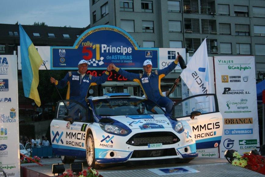 Раллийная команда MMCIS-racing победила на испанском этапе European Rally Trophy, фото-1