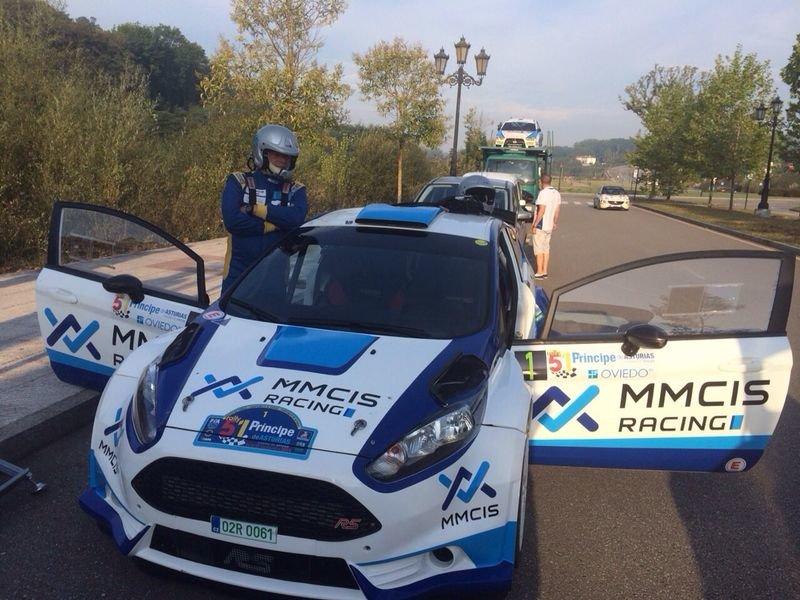 Раллийная команда MMCIS-racing победила на испанском этапе European Rally Trophy, фото-3
