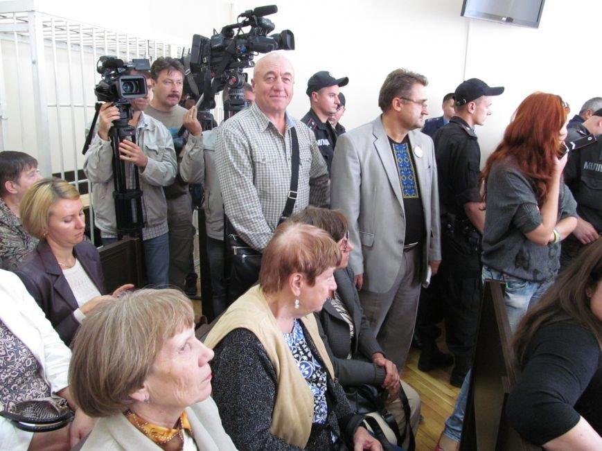 Полтавский апелляционный суд не выпустил Александра Мельника на поруки (фото и видео), фото-4