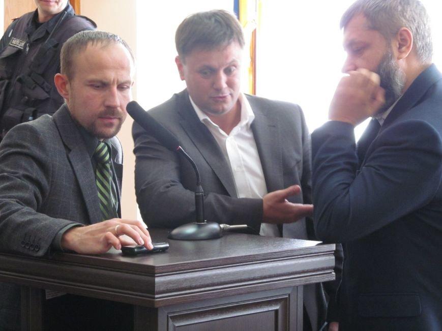 Полтавский апелляционный суд не выпустил Александра Мельника на поруки (фото и видео), фото-6
