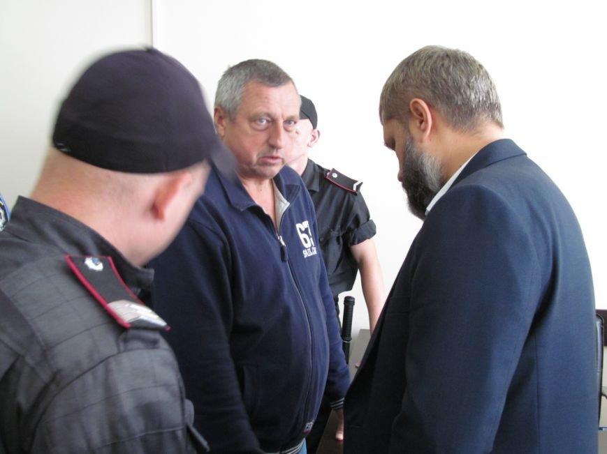 Полтавский апелляционный суд не выпустил Александра Мельника на поруки (фото и видео), фото-1