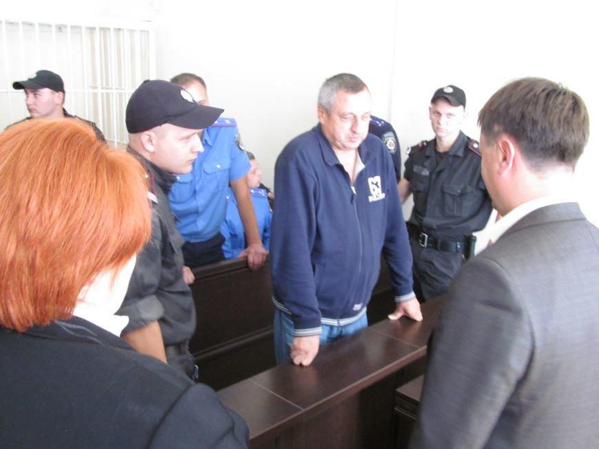 Полтавский апелляционный суд не выпустил Александра Мельника на поруки (фото и видео), фото-3