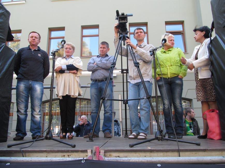 Кто в Кременчуге сталкивает людей лбами? Кто устраивает беспорядки на улицах Кременчуга и Полтавы? Кому это выгодно? (ФОТО), фото-14