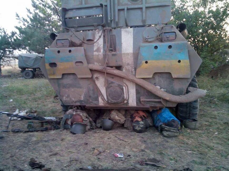 Львівські бійці сплять в АТО, як за часів УПА – в криївках (фоторепортаж), фото-3