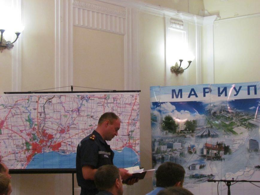 Идет концентрация вражеских сил, ближние блокпосты строят для максимальной защиты Мариуполя  - Тарута (ФОТО), фото-2