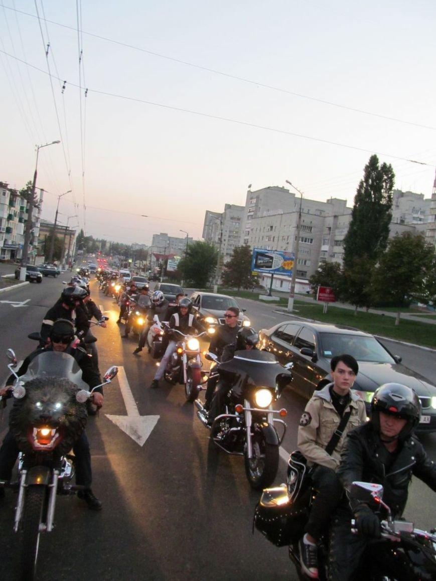 Завтра кременчугские байкеры проедутся по городу в честь своих погибших братьев, фото-2