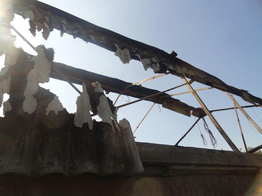 Пожар в Приморском районе мариупольцы связали с ночной стрельбой (ФОТО+ВИДЕО), фото-4
