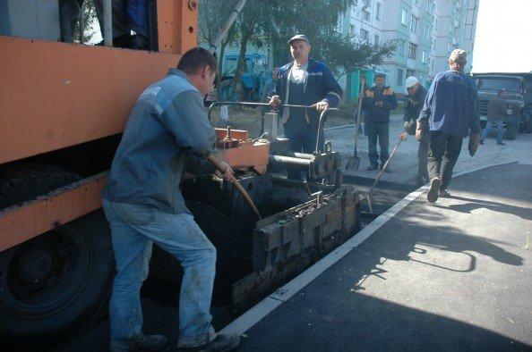 В Сумах занялись ремонтом жилых дворов (ФОТО), фото-4