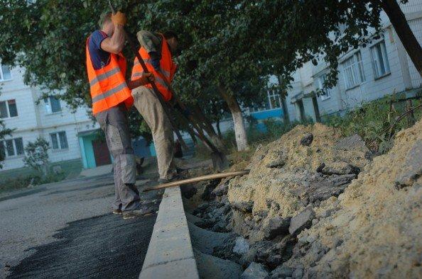 В Сумах занялись ремонтом жилых дворов (ФОТО), фото-2