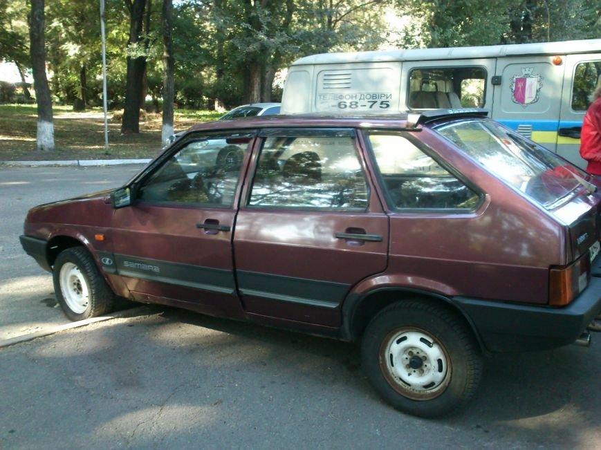 В Днепродзержинске, ночью задержали 20-летнего автоугонщика, фото-4