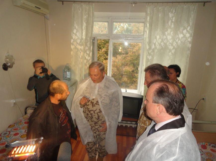Нардеп Олег Ляшко передал для лечения защитников города современное медицинское оборудование(ФОТО), фото-13