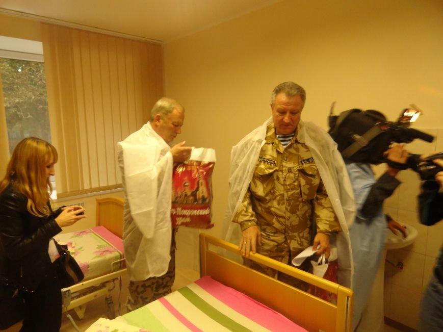 Нардеп Олег Ляшко передал для лечения защитников города современное медицинское оборудование(ФОТО), фото-12