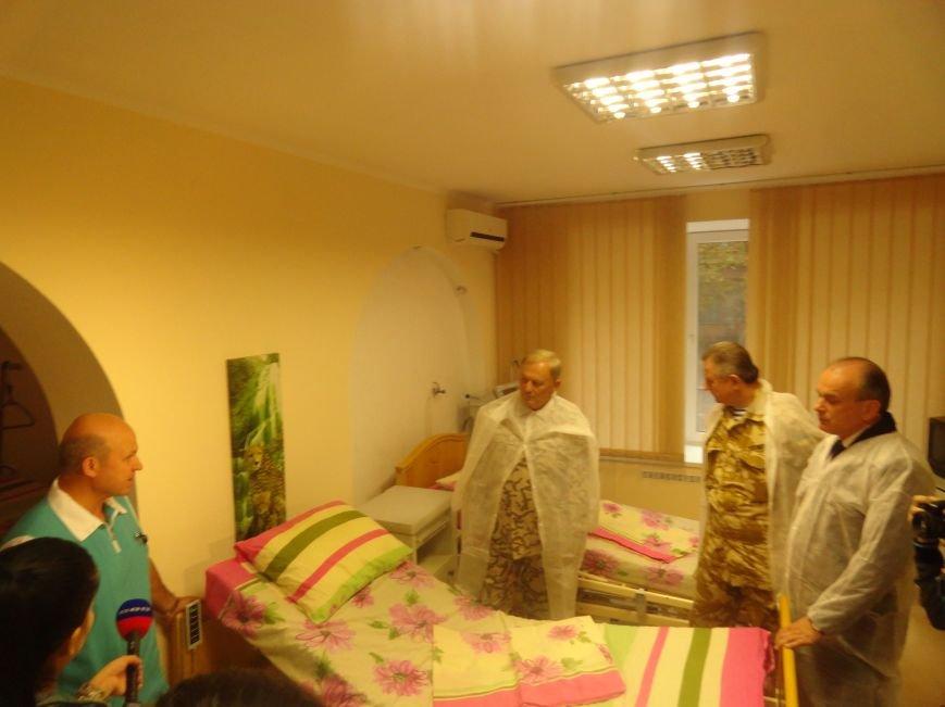Нардеп Олег Ляшко передал для лечения защитников города современное медицинское оборудование(ФОТО), фото-11