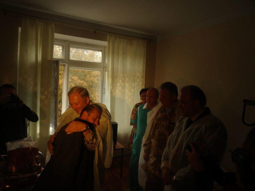 Нардеп Олег Ляшко передал для лечения защитников города современное медицинское оборудование(ФОТО), фото-14