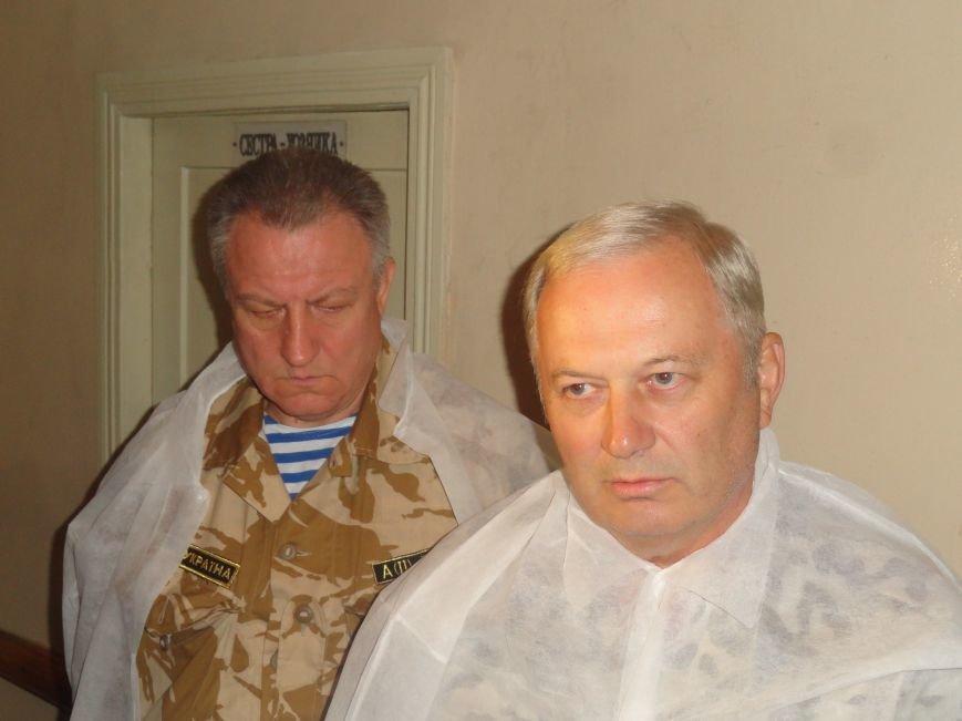 Нардеп Олег Ляшко передал для лечения защитников города современное медицинское оборудование(ФОТО), фото-7