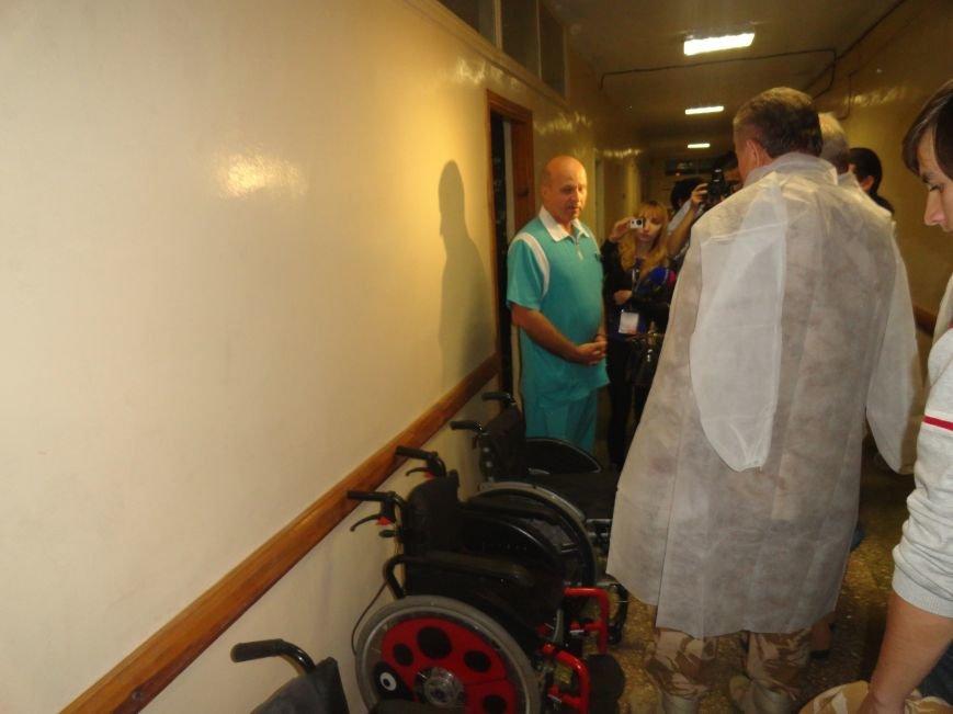 Нардеп Олег Ляшко передал для лечения защитников города современное медицинское оборудование(ФОТО), фото-10