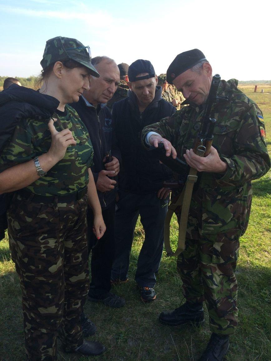 На Рівненщині відбулись навчання на базі «Правого Сектору», фото-5