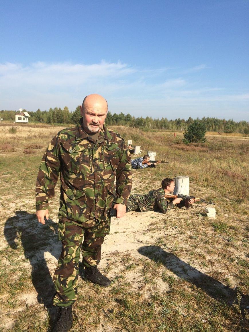 На Рівненщині відбулись навчання на базі «Правого Сектору», фото-2
