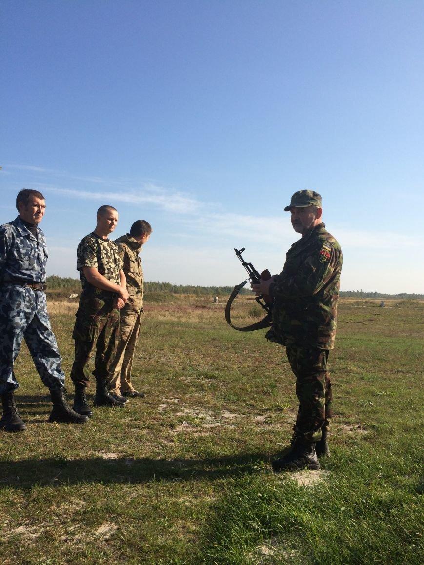 На Рівненщині відбулись навчання на базі «Правого Сектору», фото-7