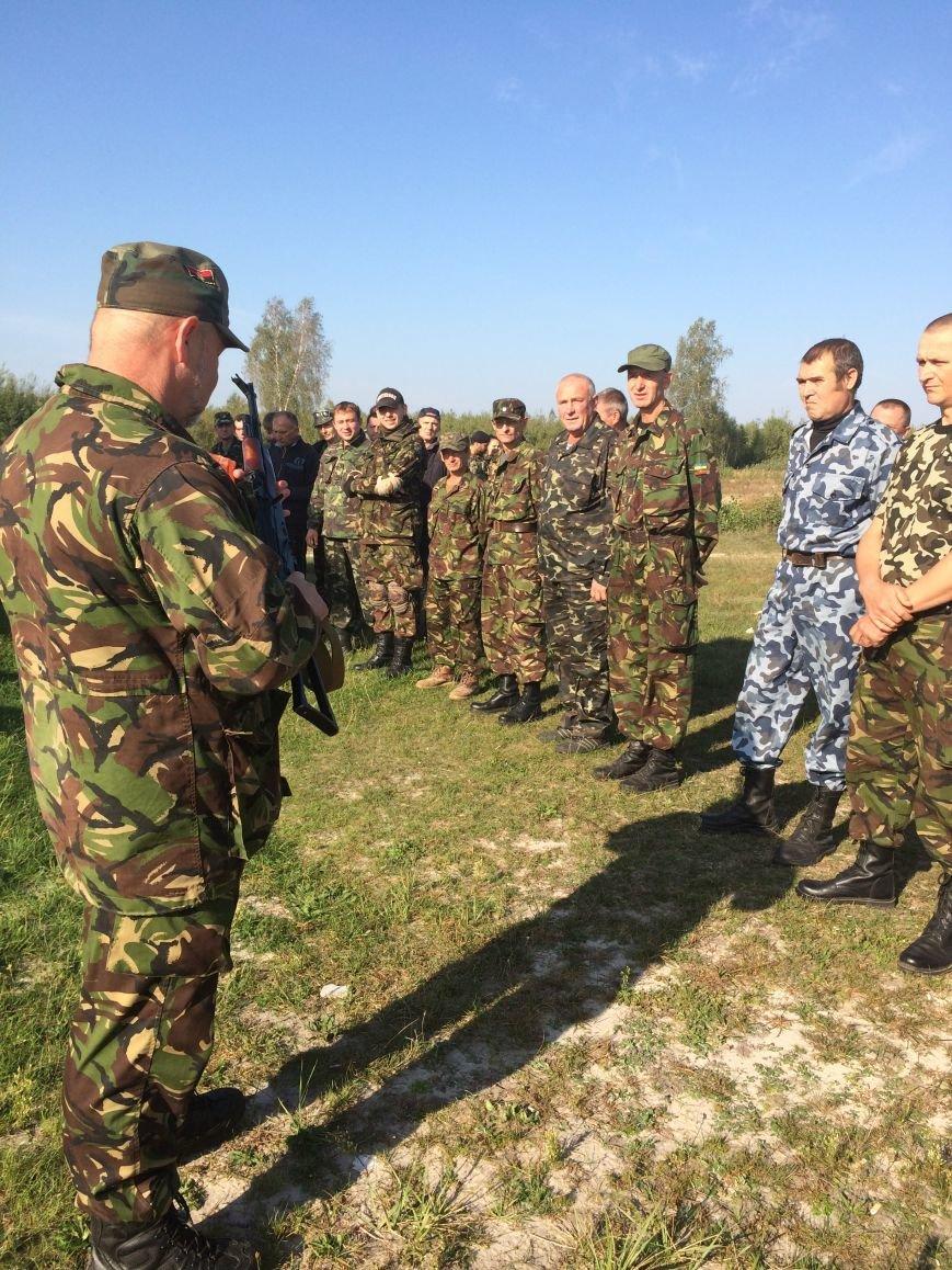На Рівненщині відбулись навчання на базі «Правого Сектору», фото-6