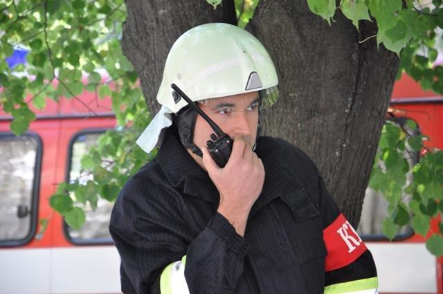 Экстренные службы в Сумах провели учения: эвакуировали людей после взрыва (ФОТО), фото-5