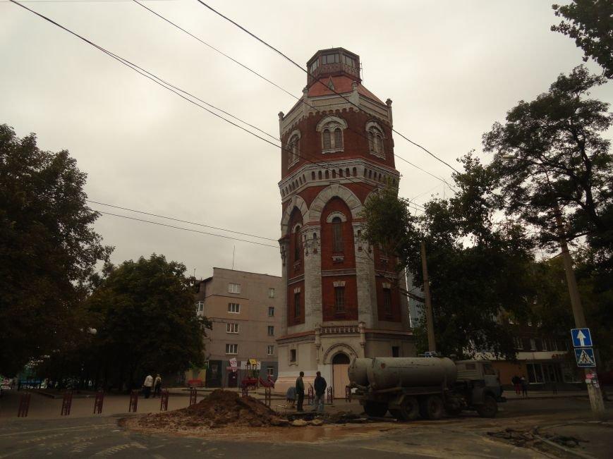 Центр Мариуполя целый день сидел без воды (ФОТО), фото-5