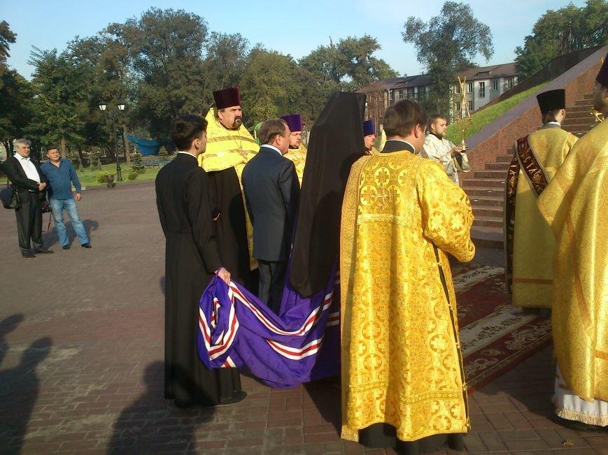 В Днепродзержинске помолились за город, фото-2