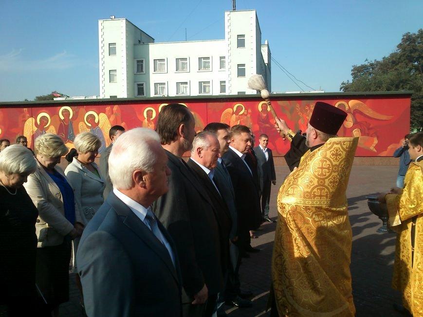 В Днепродзержинске помолились за город, фото-3