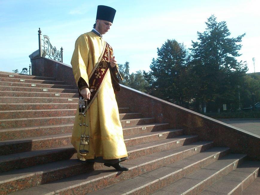 В Днепродзержинске помолились за город, фото-1
