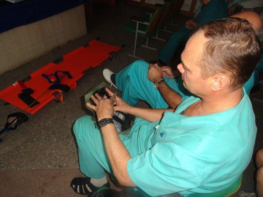Американские инструкторы знакомили мариупольских врачей с новейшими стандартами работы бойцов-спасателей США и НАТО (ФОТОРЕПОРТАЖ), фото-3