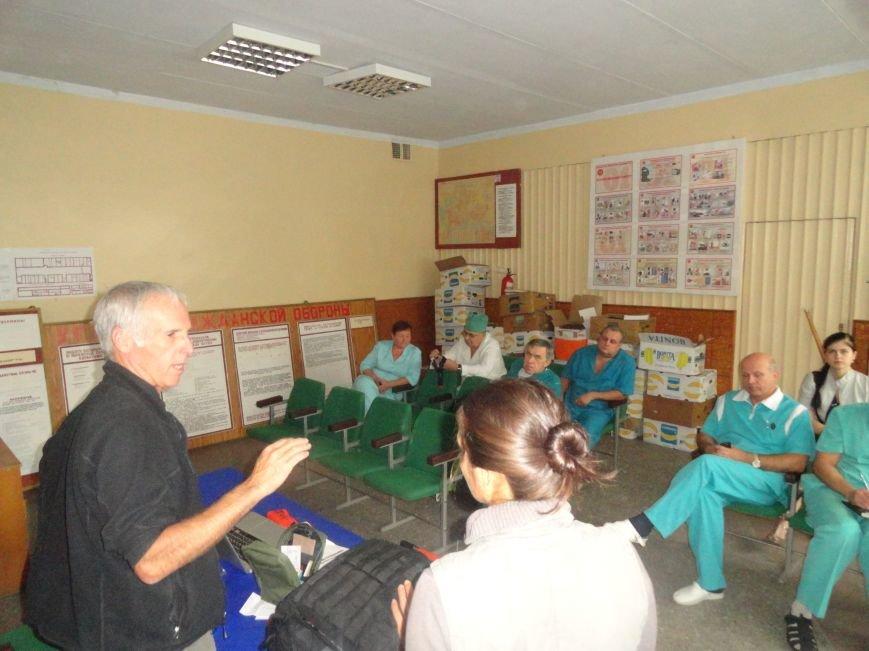 Американские инструкторы знакомили мариупольских врачей с новейшими стандартами работы бойцов-спасателей США и НАТО (ФОТОРЕПОРТАЖ), фото-11