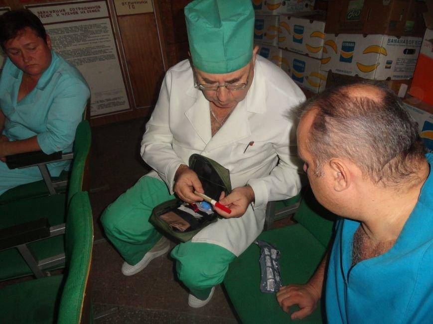 Американские инструкторы знакомили мариупольских врачей с новейшими стандартами работы бойцов-спасателей США и НАТО (ФОТОРЕПОРТАЖ), фото-8