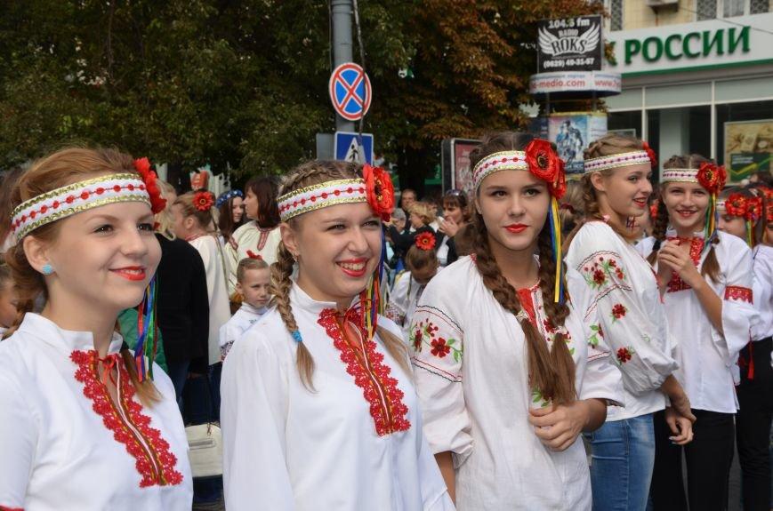 В Мариуполе прошел парад вышиванок (ФОТОРЕПОРТАЖ+ВИДЕО), фото-8