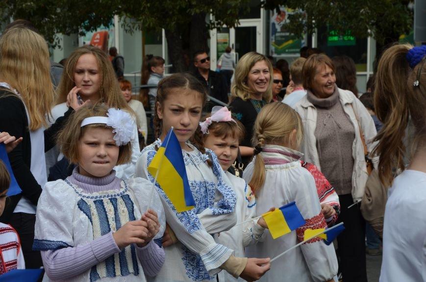 В Мариуполе прошел парад вышиванок (ФОТОРЕПОРТАЖ+ВИДЕО), фото-4