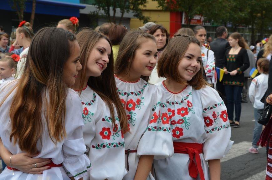 В Мариуполе прошел парад вышиванок (ФОТОРЕПОРТАЖ+ВИДЕО), фото-21